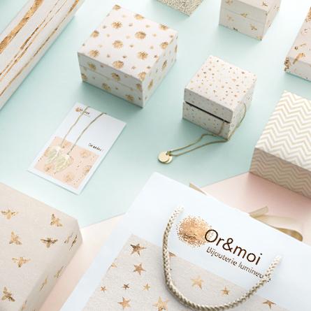 packaging cadeaux réalisation