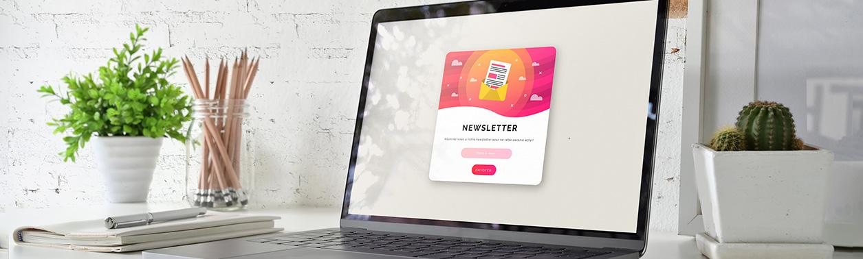 création newsletter l-agence-communication.fr