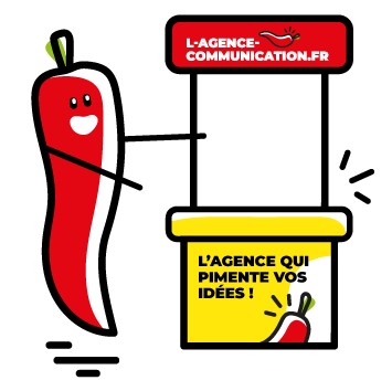 l-agence-communication.fr stand professionnel