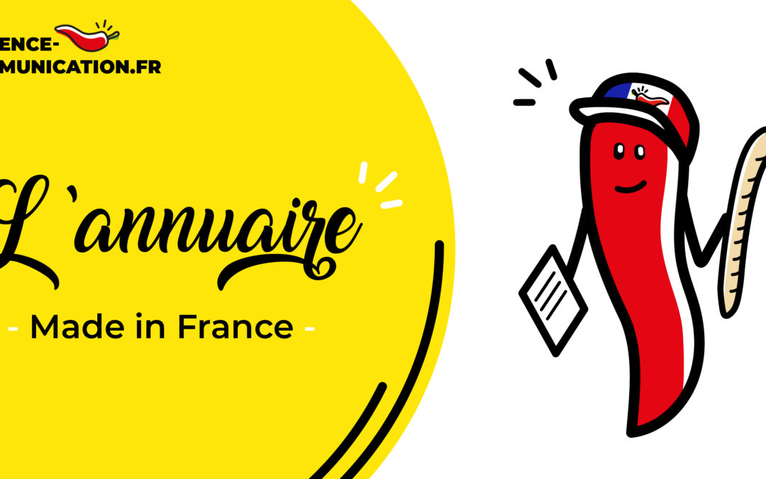 L'annuaire des marques Made in France